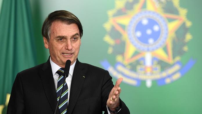 Bolsonaro destituye a secretario de Gobierno