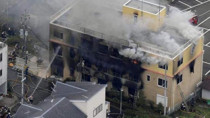 Al menos 33 muertos y decenas de heridos por incendio provocado en Kyoto Animation (Japón)