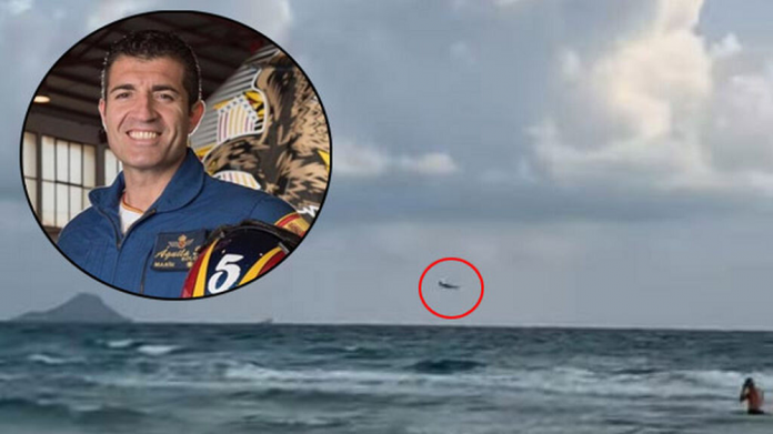 Muere el piloto del avión del Ejército del Aire estrellado en Murcia