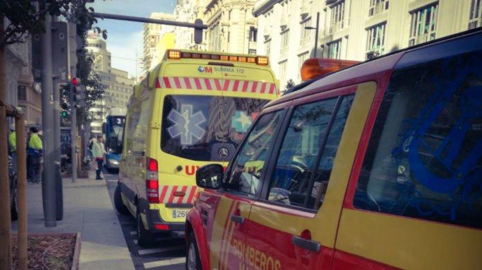 un accidente desgarrador sucedió con obrero