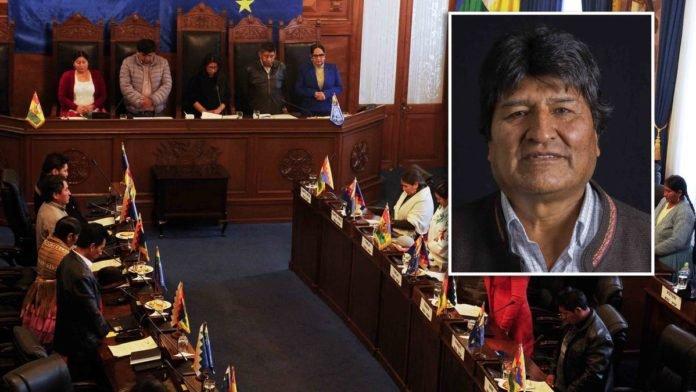 Nuevas elecciones en Bolivia