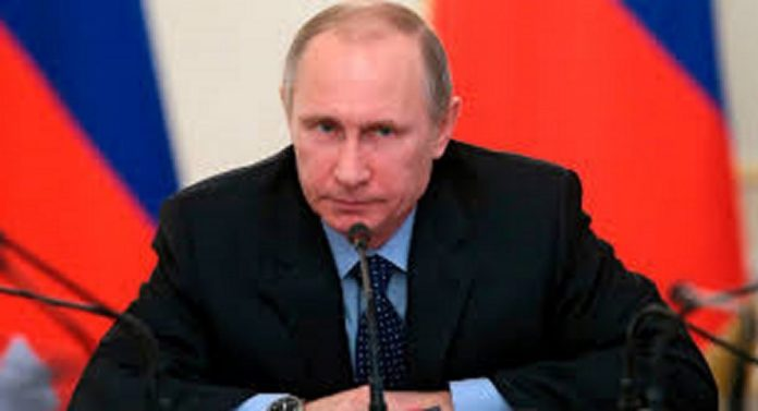Putin Amenaza Mundia