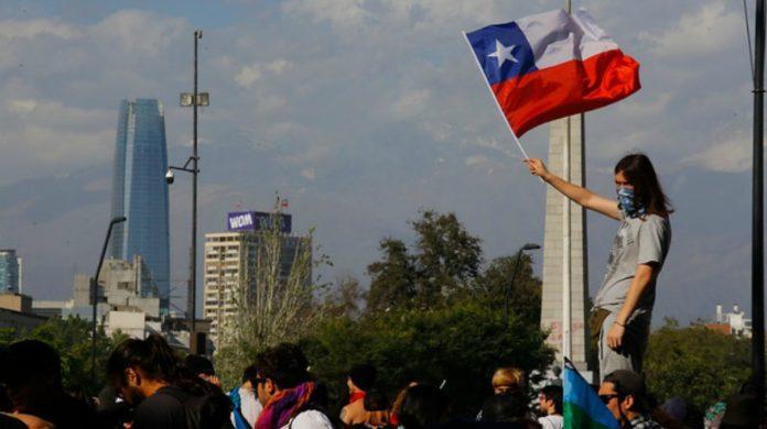 Chile en calma