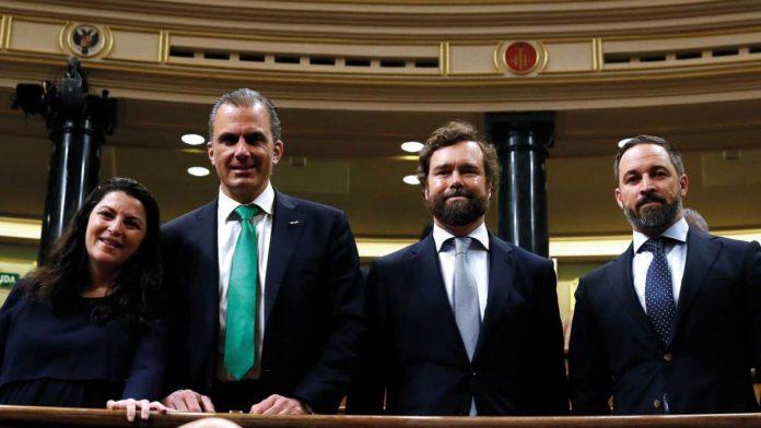 Vicepresidencia en la Mesa del Congreso
