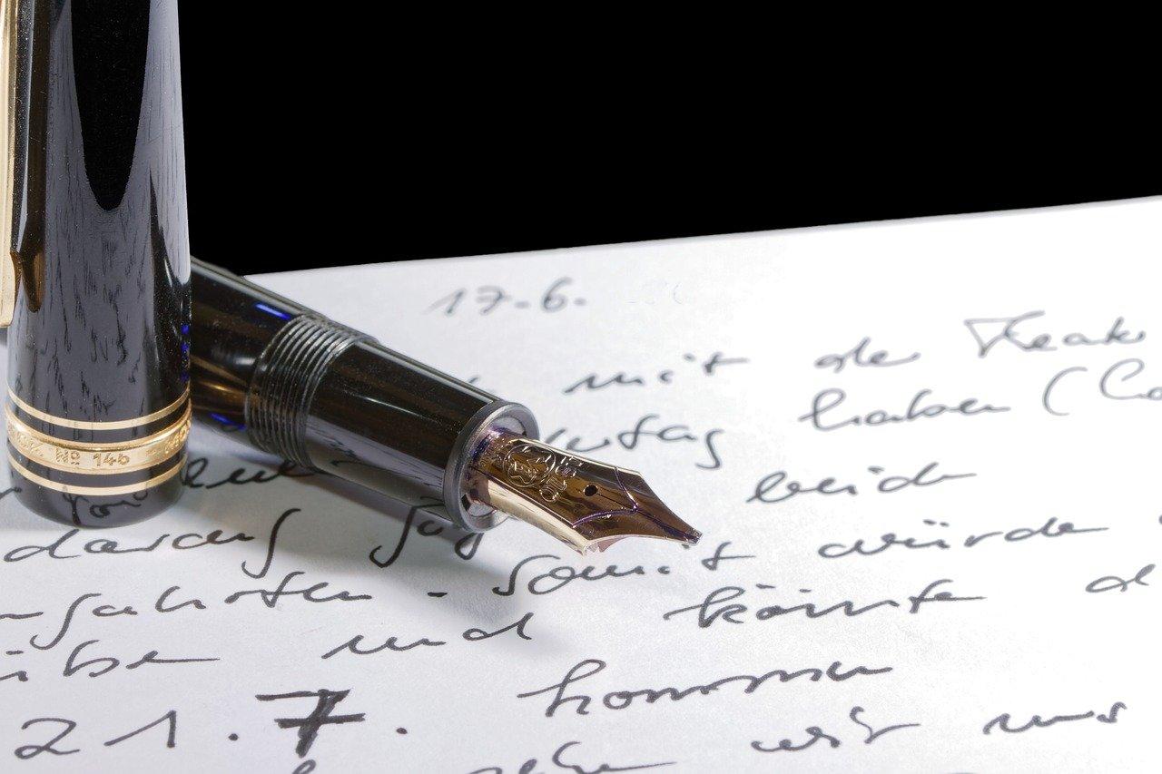 bolígrafos Montblanc para abogados